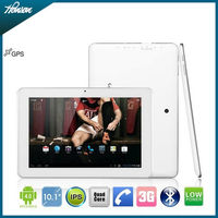 Sanei N10 3G Dual core tablet pc 10.1 inch IPS multi touch Qualcomm Cortex-A5 1.2GHz WCDMA Phone Call