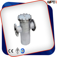 Stainless Steel CF8 API Basket Strainer Made In China