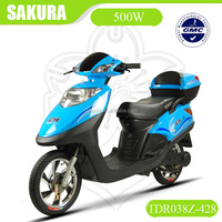 bright new fashion sporting electric motorcycle 48v
