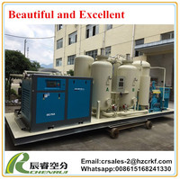 Portable Container Type Oxygen Machine With Complete Sets Filling System