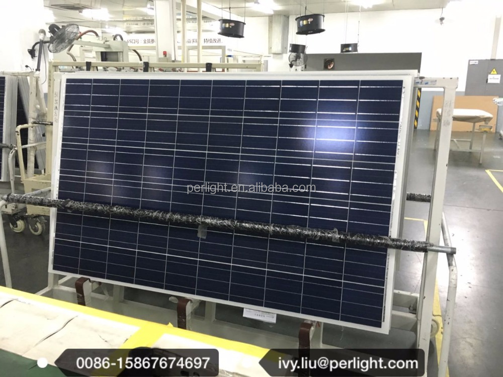 4BB 260WP Polycrystalline Solar Panel 260watt Approved CE TUV UL CSA Certificates