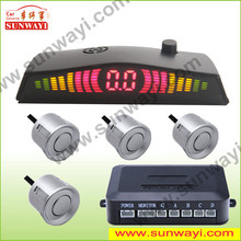 2014 Car Garage Parking Sensor LED Aid System