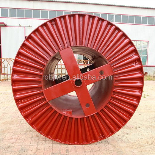 electric cable steel cable reel
