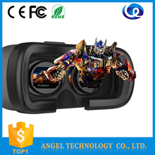 2015 Version Virtual Reality VR BOX VR ANGEL 3D Glasses Google Cardboard HD VR Glasses+ Phone Bluetooth Remote Control