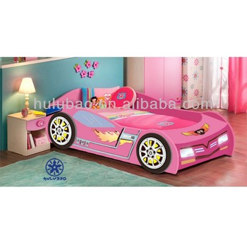 Kids Race Car Toddler Bed Sports Car Bed 1179