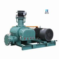 high performance cement unloading roots vacuum pump
