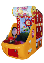 Good quality chase duck ticket redemption coin operated game machine