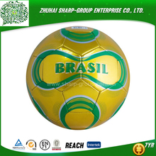 high quality Photo Printing popular pvc promotional soccer ball size 5 customize