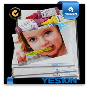 2015 Best seller!Wholesale inkjet glossy china manufacturer transparent photo paper