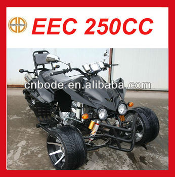 NEW 250CC THREE MOTORCYLE EEC (MC-380)