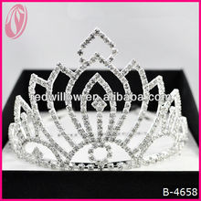 Small Wholesale Promotion Tiara With Good Price
