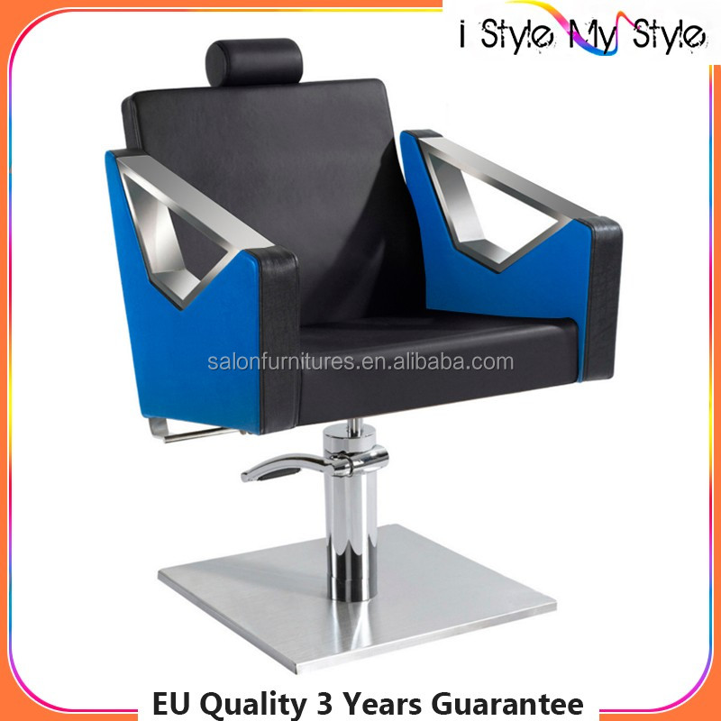 Hot Sale Black Yellow Salon Beauty Chair