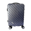 2017 New Fashion ABS PC Big Lots Luggage Trolley For Travel