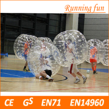 Best selling CE tpu inflatable human hamster ball for sale,small pvc inflatable ball,inflatable balls for people