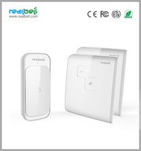 Wholesale price Wireless Smart Music Home Doorbell for deaf light safty equipment