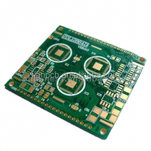 high quality fr4 double usb pcb board from professional pcb manufacturer