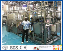 mini dairy milk/juice pasteurizer used machine/small pasteurization