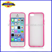 New Case for iPhone 5C , Bumper Case for iPhone 5C, Perfect fit !!--Laudtec