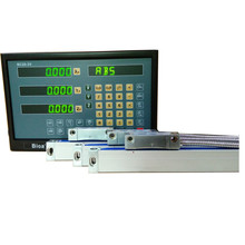 BiGa 3 axis BC20-3V multifunctional digital readout with 3 linear scales