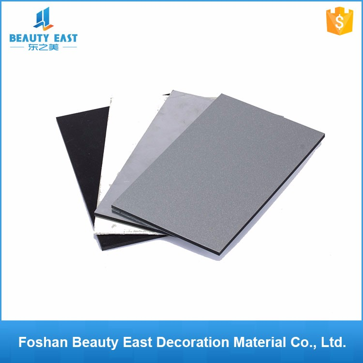 manufacturer decorative plastic wall covering sheets ACP ACM aluminum composite panel