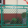hot sale chain link fence/high security galvanized and pvc coated welded wire mesh fence