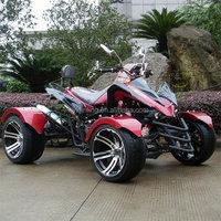 2016 New 300cc Apache Road Legal Sports Vehicles High Perf Race Quad Bikes