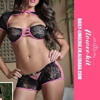 Fashion low price lingerie sexy dessous sexy