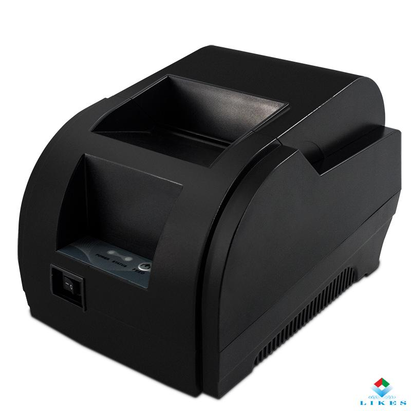 receipt printer ticket white with good price