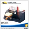 Professional Black Metal Desk File Organizer