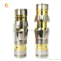 Maraxus Mod fit for 18650 18350 battery full mechanical telescopic mod
