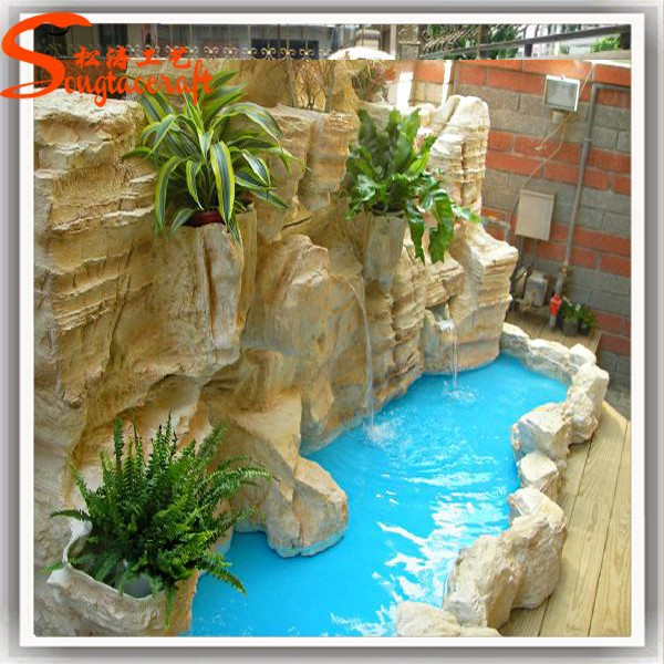 factory design resin garden water fountains fiberglass tile wall fountains stone outdoor garden granite fountains