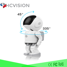 intelligent robot security alarm system max 64GB TF/Micro SD card wifi ip hd camera starcam pnp h.264 ip cameras