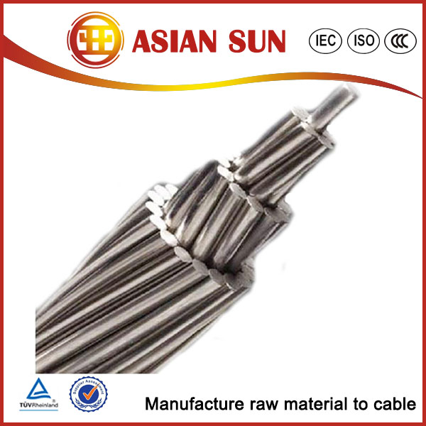 All-Aluminum Cable and Tie Wire Overhead Distribution AAC