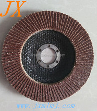 5 inch flap disc for non-ferrous metal made in china
