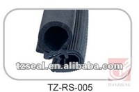 Windshield and door rubber seals for car