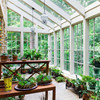 Horticultural cathedral glass,tempered glass