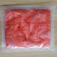 China manufacturer offer top quality pickled sushi ginger