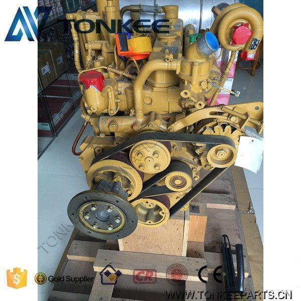 3066 Engine assy 3066 Complete engine assy for 320C E320C Excavator spare parts
