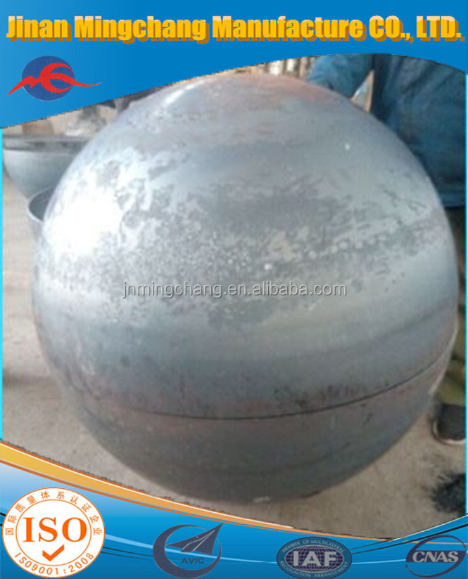 Hollow stainless steel ball, stainless steel hollow ball, cast iron hemispheres