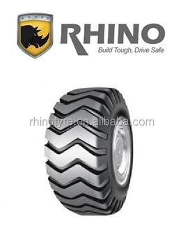 Bias Tyre for Off Road RHINO Tyre China OTR tyre