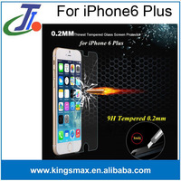 2015 new product for iPhone6 tempered glass screen protector/film/guard/cover/foils