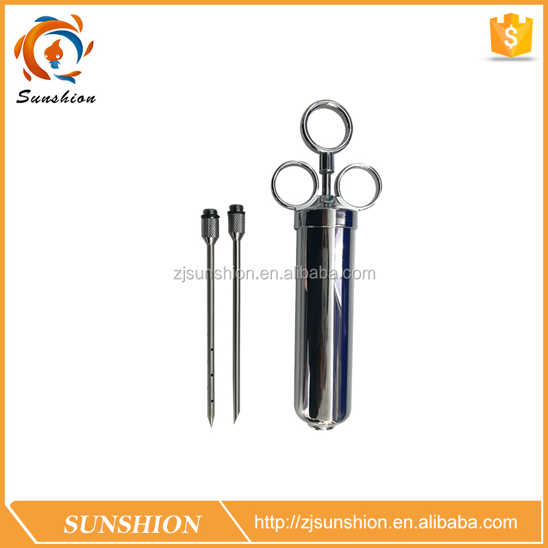 Brine Flavor Injector,injector for BBQ Meat