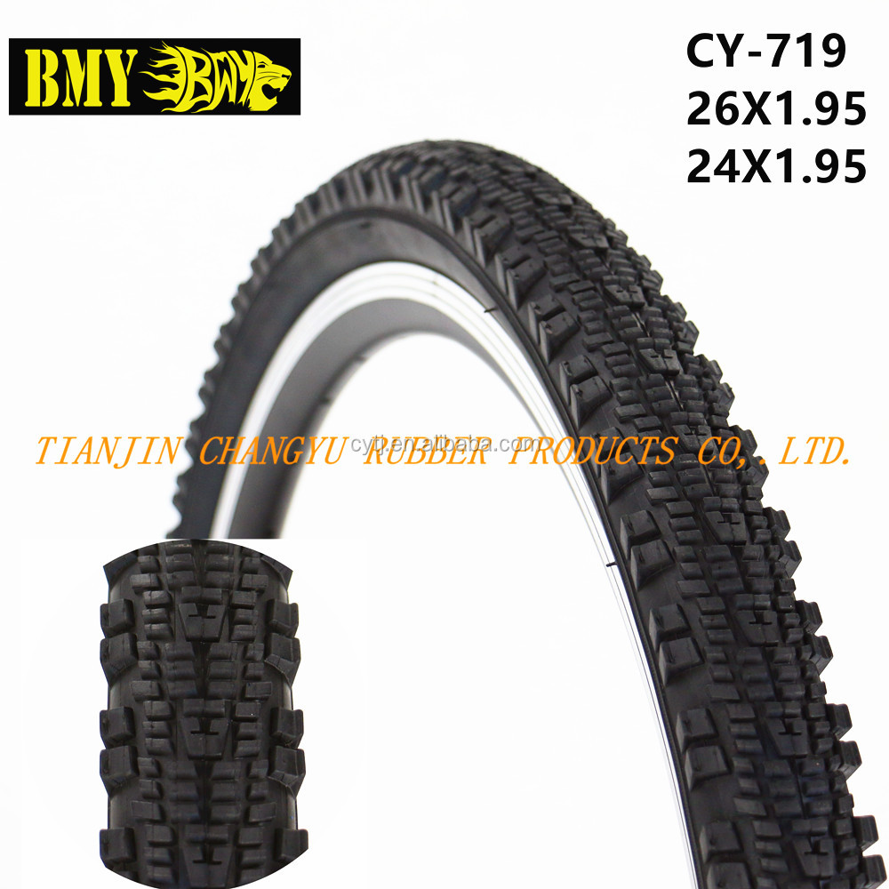 factory price bicycle tire 24x1.95 26x1.95