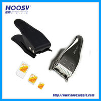 Noosy Mobile phone accessories Micro Sim card cutter for iphone ipad