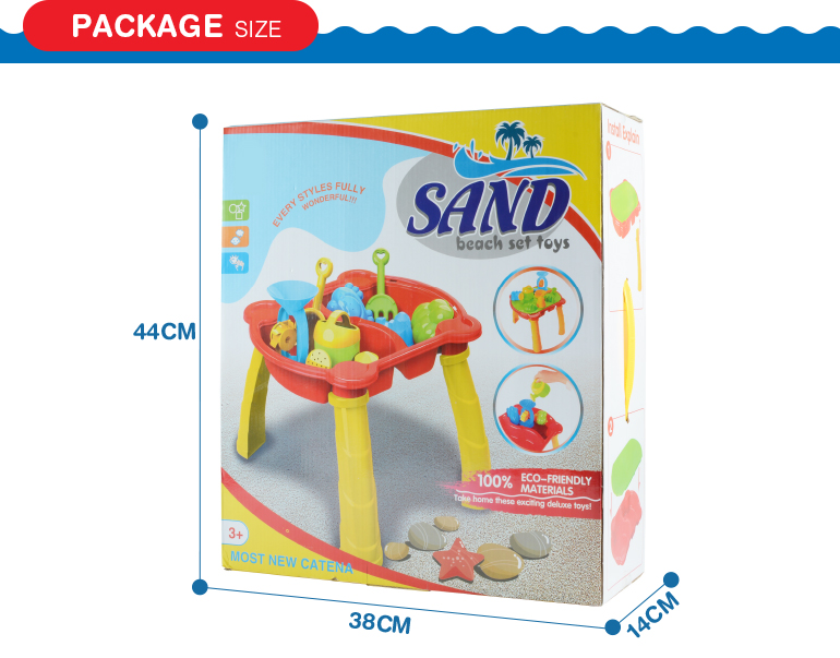 Summer outdoor game funny sand beach toys for kid