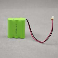 Shenzhen Howell Nimh 3.6v aa 2200mah rechargeable battery pack