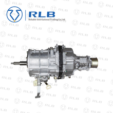 High quality 2KD gearbox 33030-26A70 33030-26A71 for hiace 2005-up quantum