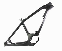 2017 lightcarbon full carbon mtb ebike frame with e8000 motor system 12*148mm thru axle