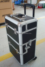 ABS cheap luggage case uk,case rolling luggage with EVA inner,laptop trolley case