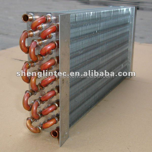 heat exchanger with fan for hydraulic system